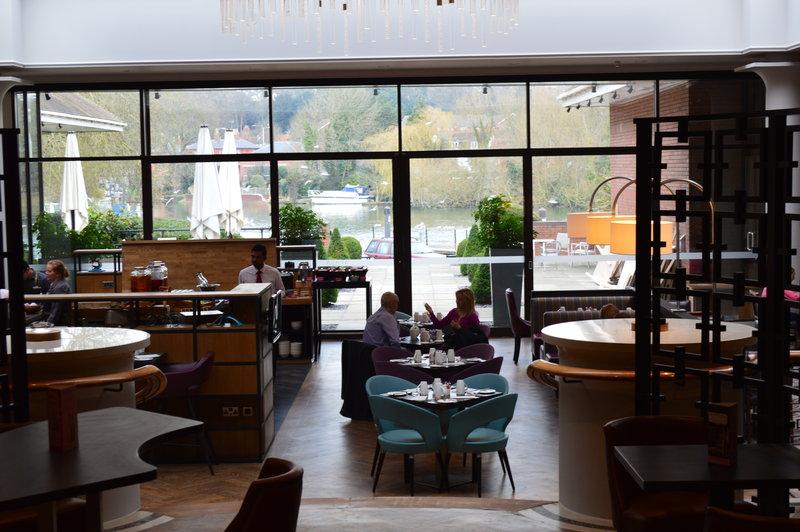 Crowne Plaza Reading-Riverside Restaurant<br/>Image from Leonardo