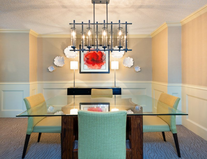 Crowne Plaza Dallas Galleria - Addison-Specialty Suite Dining Area<br/>Image from Leonardo