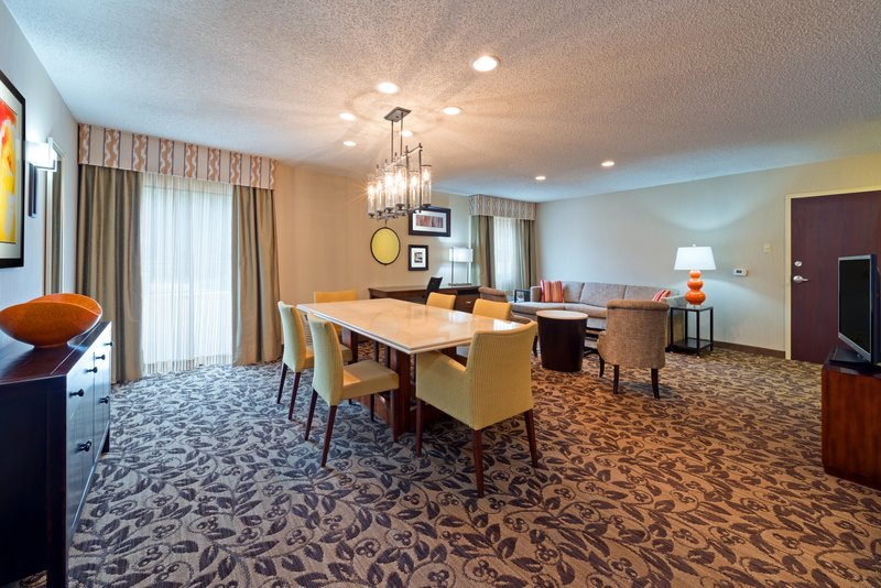 Crowne Plaza Dallas Galleria - Addison-Our Hospitality Suites can be used for different occassions<br/>Image from Leonardo