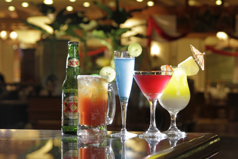 Crowne Plaza Monterrey-Beverage Selection<br/>Image from Leonardo