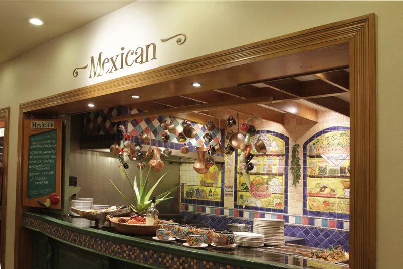 Crowne Plaza Monterrey-Buffet<br/>Image from Leonardo