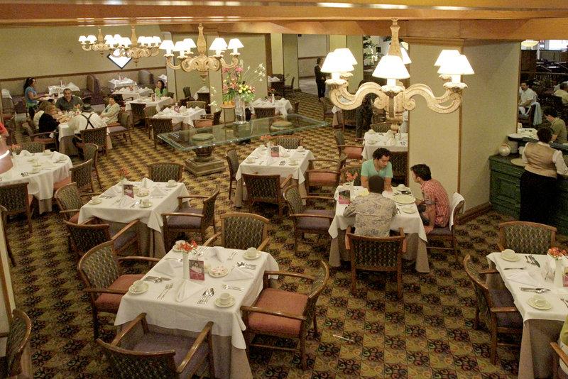 Crowne Plaza Monterrey-Restaurant<br/>Image from Leonardo