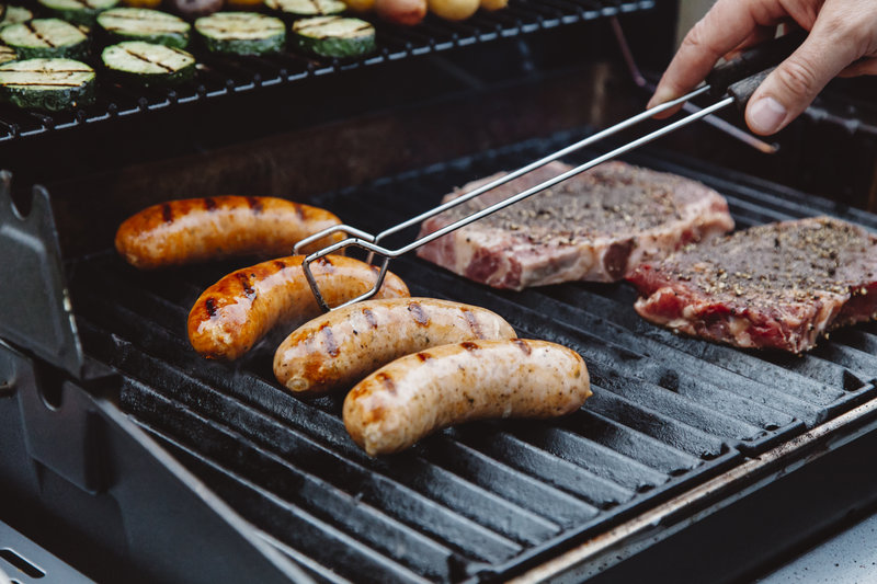 Candlewood Suites Santa Maria-Our gazebo grill is ideal for the California evenings<br/>Image from Leonardo