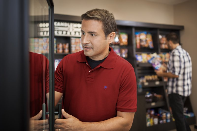 Candlewood Suites Santa Maria-The Candlewood Cupboard offers snacks, beverages & frozen entrees<br/>Image from Leonardo
