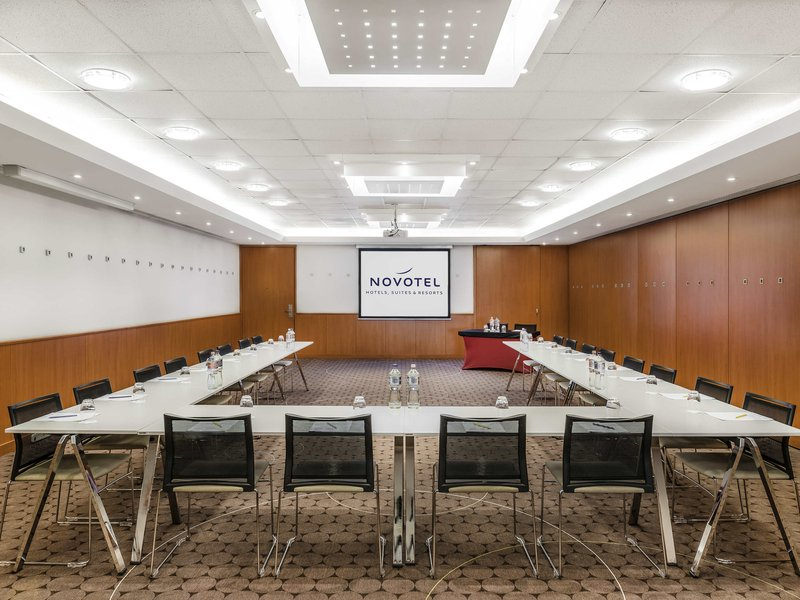 Novotel Budapest Centrum-Meeting Room<br/>Image from Leonardo