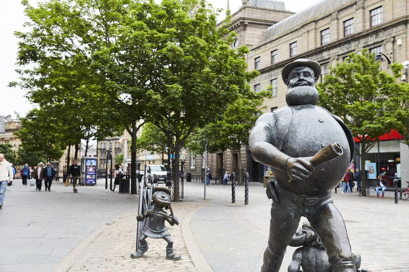 Hotel Indigo Dundee-DC Thomson Dundee<br/>Image from Leonardo