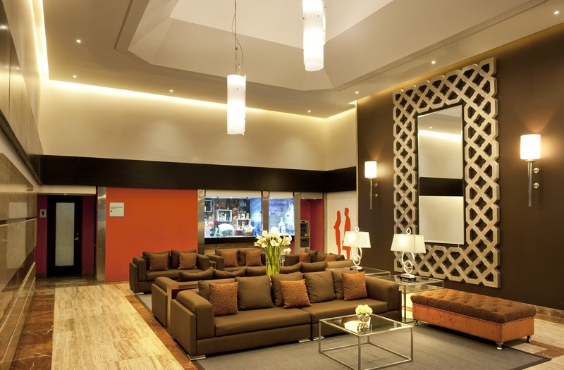 Crowne Plaza Santo Domingo-Lobby Area, ATM and Public Restrooms<br/>Image from Leonardo