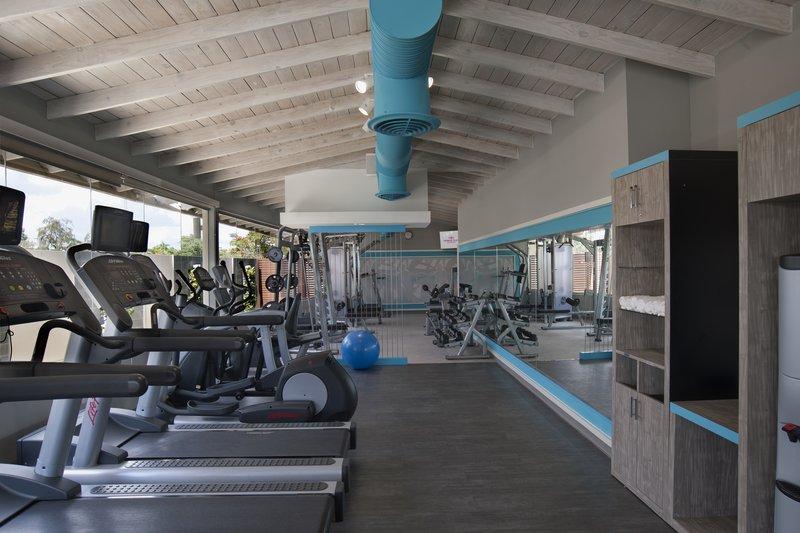 Crowne Plaza Santo Domingo-Modern Gym with an amazing Sea View<br/>Image from Leonardo