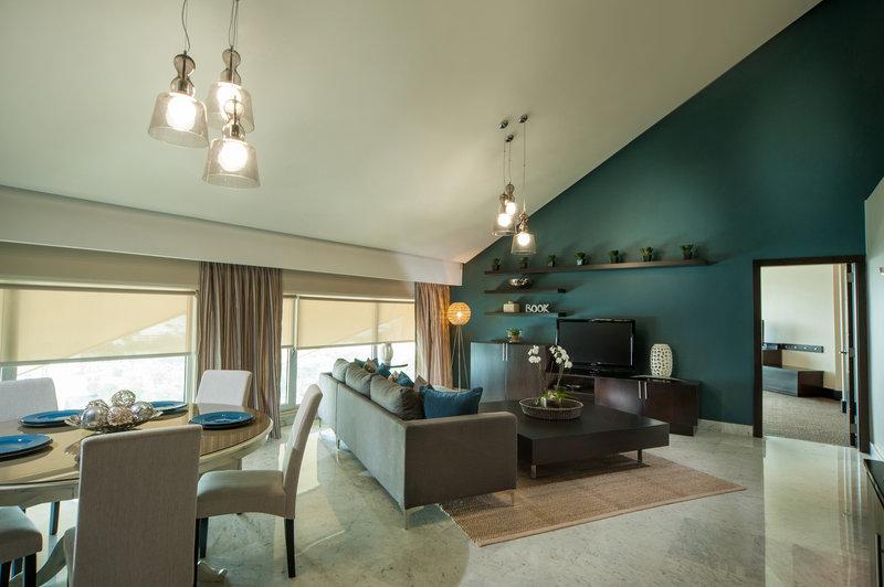 Crowne Plaza Santo Domingo-Le Grand Suite - Living Room<br/>Image from Leonardo