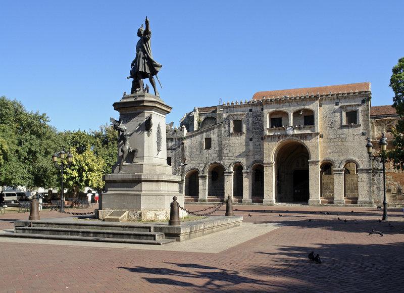Crowne Plaza Santo Domingo-Columbus Park<br/>Image from Leonardo