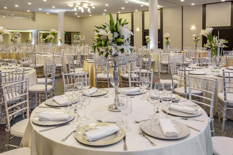 Crowne Plaza Santo Domingo-Special occasions are well celebrated in our event spaces.<br/>Image from Leonardo