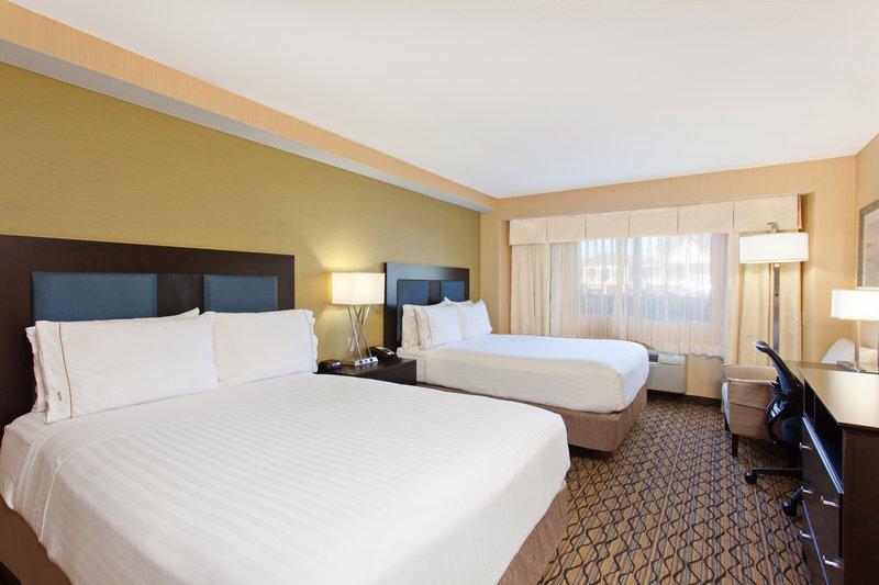 Holiday Inn Express Newport Beach-Guest Room <br/>Image from Leonardo