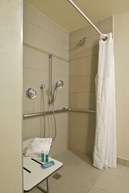 Holiday Inn Express Newport Beach-Roll in shower<br/>Image from Leonardo