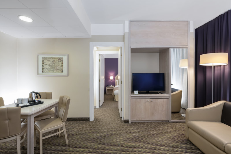 Holiday Inn Naples-1 King bed suite <br/>Image from Leonardo