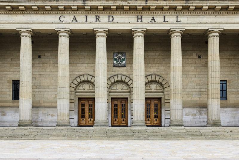 Hotel Indigo Dundee-Caird Hall Dundee<br/>Image from Leonardo