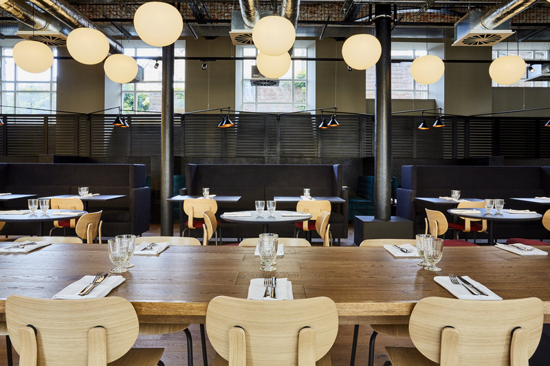 Hotel Indigo Dundee-Restaurant<br/>Image from Leonardo