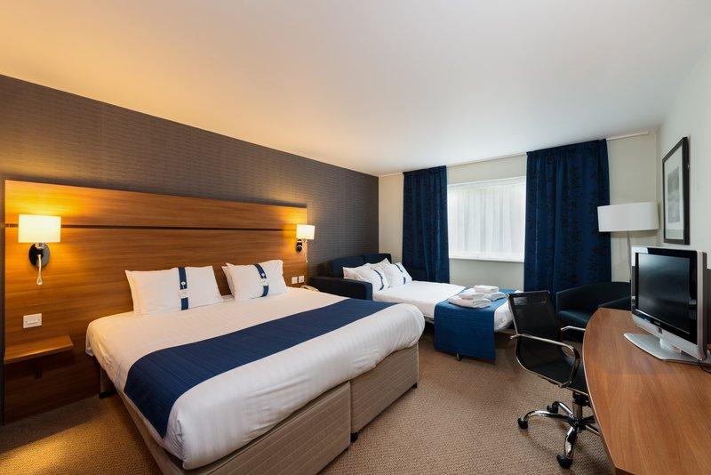 Holiday Inn Express Shrewsbury-Double Room with Sofa Bed<br/>Image from Leonardo