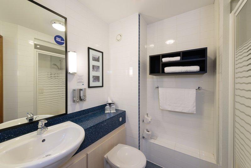 Holiday Inn Express Shrewsbury-Bathrooms at the Holiday Inn Express Shrewsbury<br/>Image from Leonardo