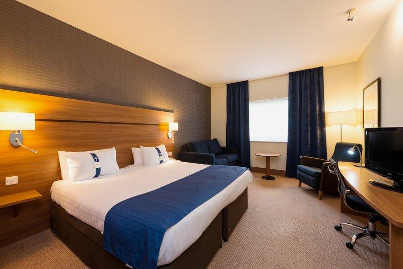 Holiday Inn Express Shrewsbury-Guest Room<br/>Image from Leonardo
