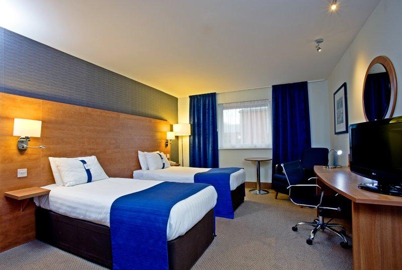 Holiday Inn Express Shrewsbury-Accommodating Two Single Bed Nonsmoking Room<br/>Image from Leonardo