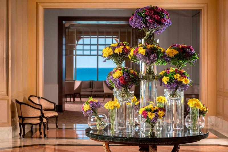 The Ritz-Carlton Cancun - Lobby <br/>Image from Leonardo