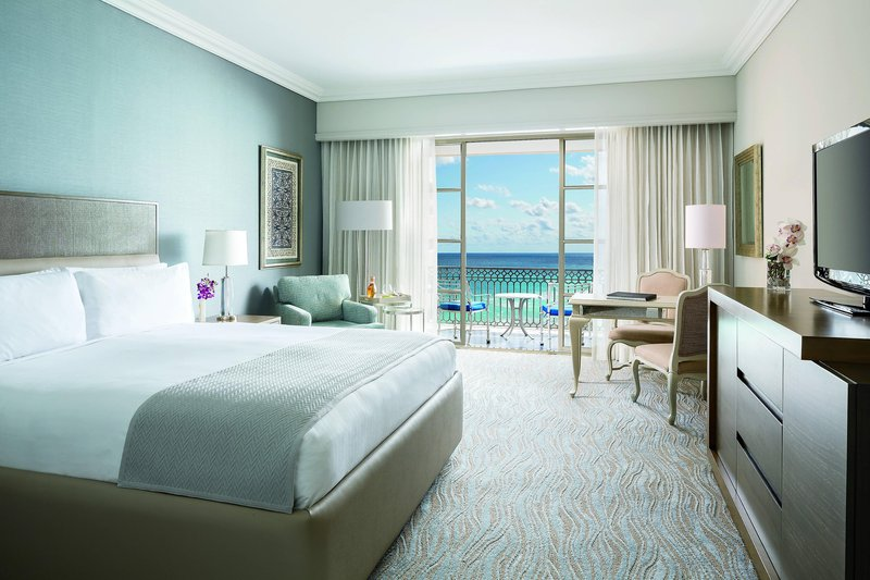 The Ritz-Carlton Cancun - King Guest Room - Ocean View & Ocean Front <br/>Image from Leonardo