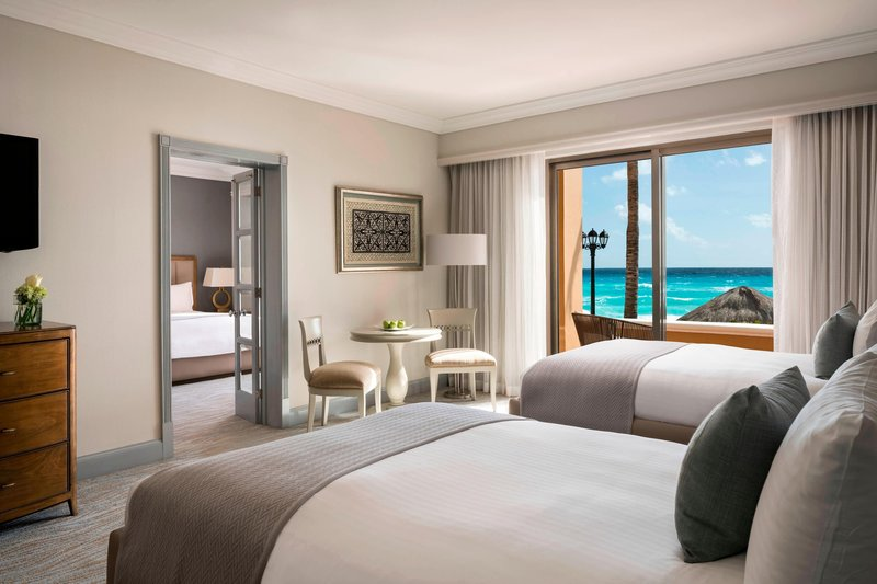 The Ritz-Carlton Cancun - Cobalt Residential Suite - Guest Room <br/>Image from Leonardo