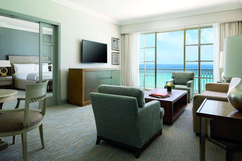 The Ritz-Carlton Cancun - Ocean View & Ocean Front Suite <br/>Image from Leonardo