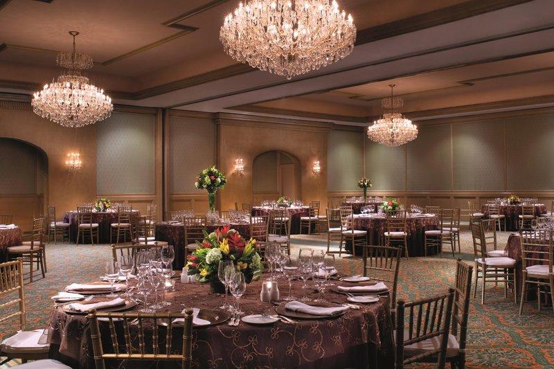 The Ritz-Carlton Cancun - Plaza Ballroom <br/>Image from Leonardo