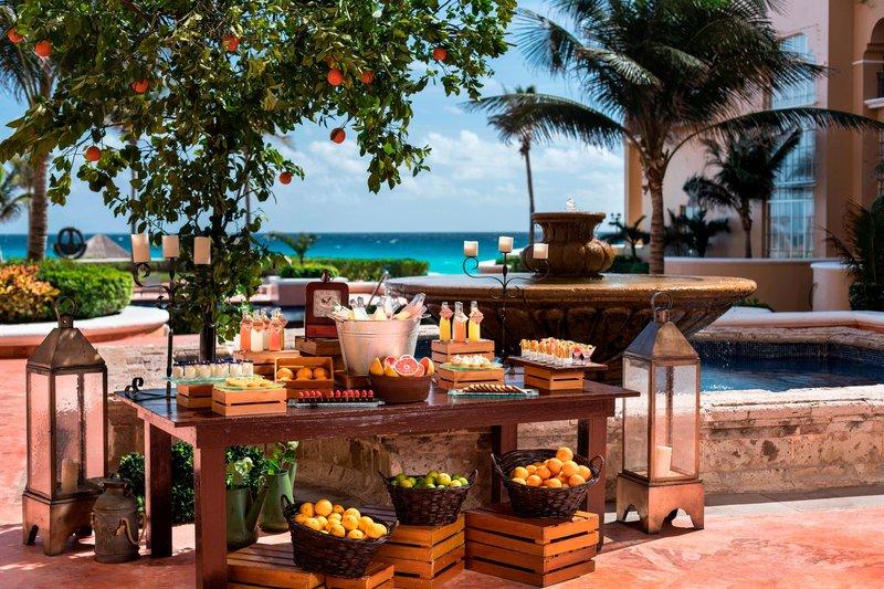 The Ritz-Carlton Cancun - Yucatán Citrus Break <br/>Image from Leonardo