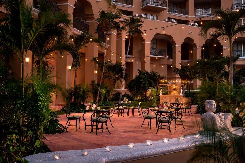 The Ritz-Carlton Cancun - Mayan Terrace <br/>Image from Leonardo