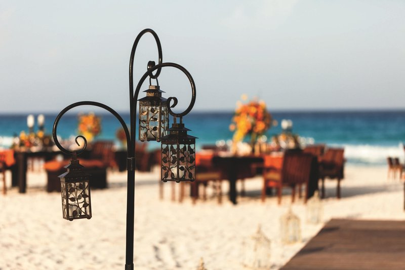 The Ritz-Carlton Cancun - Outdoor Wedding Celebration <br/>Image from Leonardo