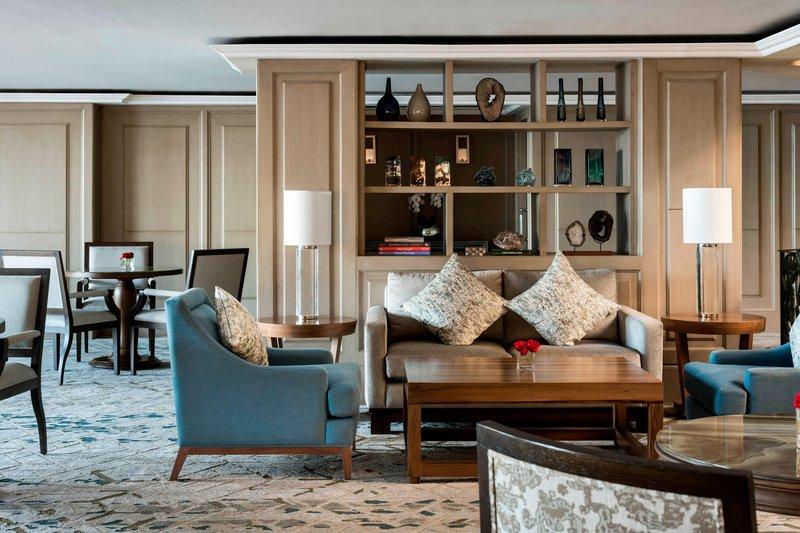 The Ritz-Carlton Cancun - Club Lounge <br/>Image from Leonardo