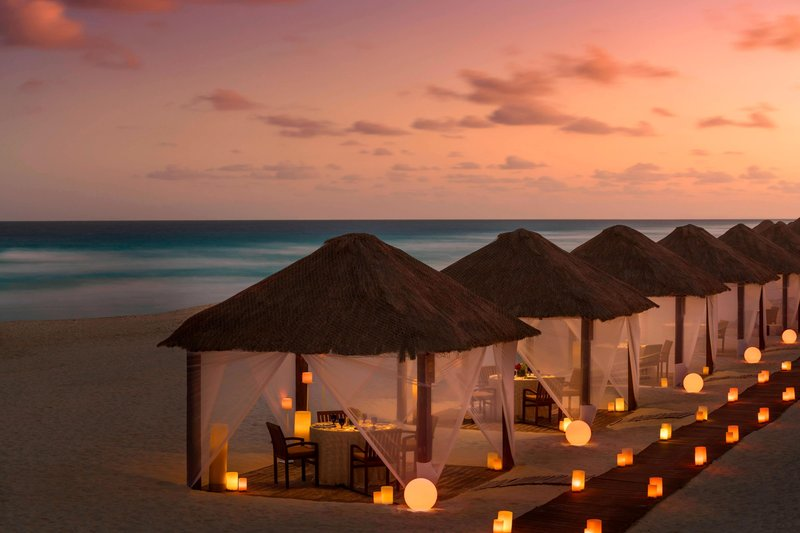 The Ritz-Carlton Cancun - Casitas Restaurant <br/>Image from Leonardo