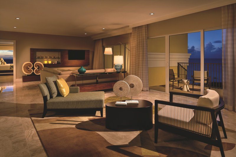 THE RITZ-CARLTON, ARUBA - Ritz Carlton Suite - Living Room <br/>Image from Leonardo