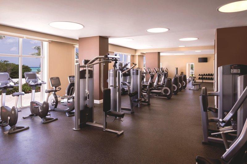 THE RITZ-CARLTON, ARUBA - Fitness Center <br/>Image from Leonardo