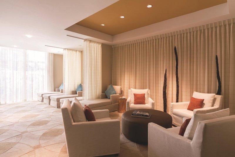 THE RITZ-CARLTON, ARUBA - Spa Relaxation Lounge <br/>Image from Leonardo