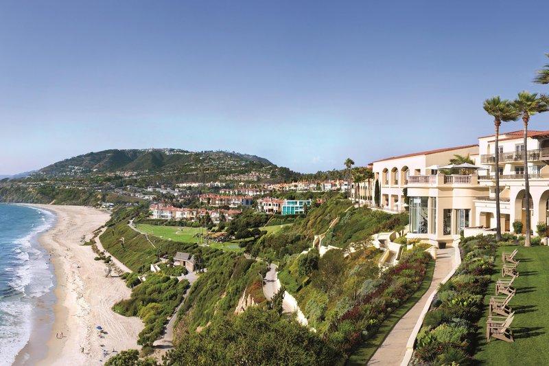 Ritz Carlton Laguna Niguel-Hotel Exterior<br/>Image from Leonardo