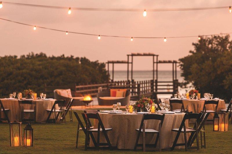 THE RITZ-CARLTON, ARUBA - Outdoor Banquet <br/>Image from Leonardo