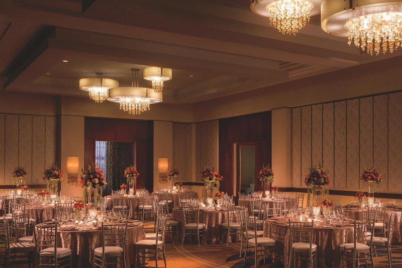 THE RITZ-CARLTON, ARUBA - Wedding Reception <br/>Image from Leonardo