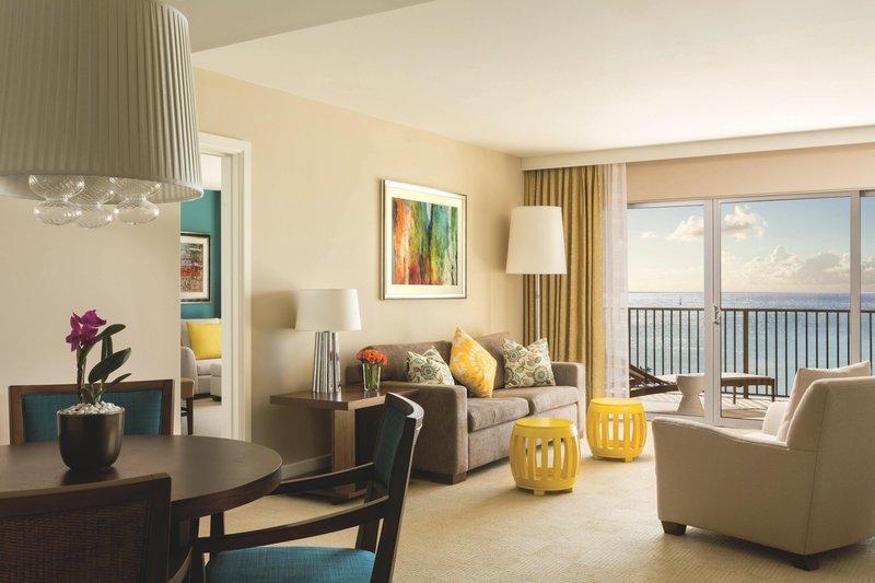 THE RITZ-CARLTON, ARUBA - Executive Suite - Living Room <br/>Image from Leonardo