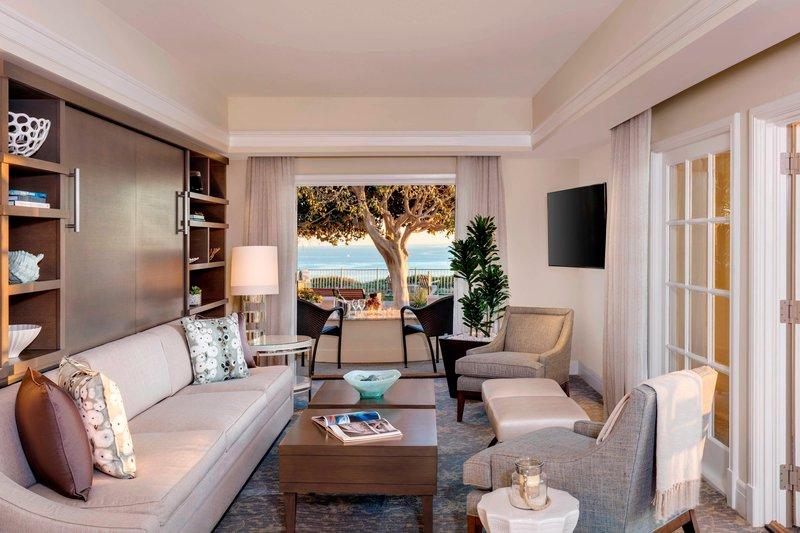 Ritz Carlton Laguna Niguel-Two King Bed Ocean Suite<br/>Image from Leonardo