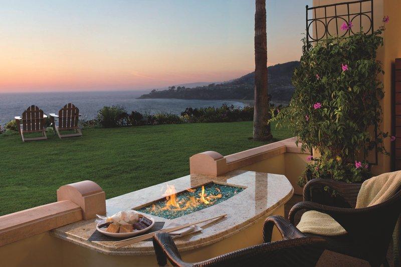 Ritz Carlton Laguna Niguel-Personal Fireplace<br/>Image from Leonardo
