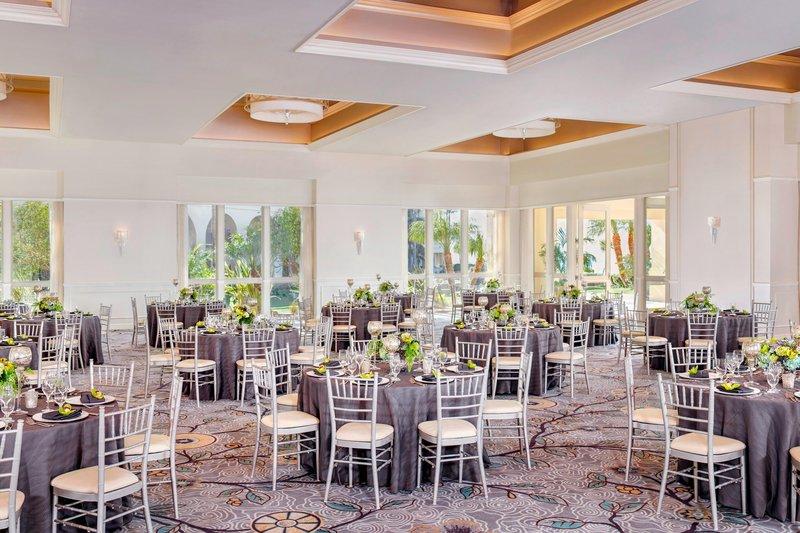 Ritz Carlton Laguna Niguel-Pacific Promenade Reception<br/>Image from Leonardo