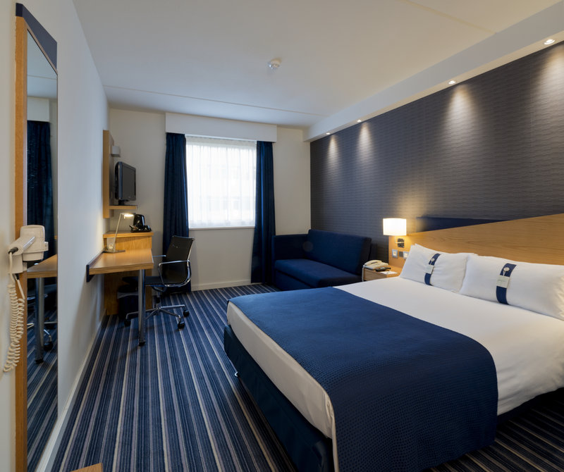 Holiday Inn Express Antwerp City - North-Relax and enjoy your room at the Holiday Inn Express Antwerp<br/>Image from Leonardo