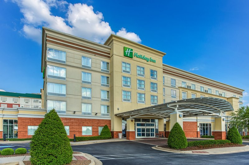Holiday Inn Louisville Airport - Fair/Expo-Hotel Exterior <br/>Image from Leonardo