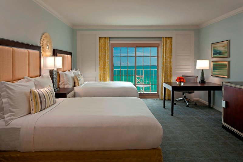 The Ritz-Carlton Naples - Beach Front Double Room <br/>Image from Leonardo