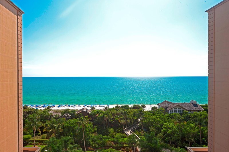 The Ritz-Carlton Naples - Gulf Front View - Option 2 <br/>Image from Leonardo