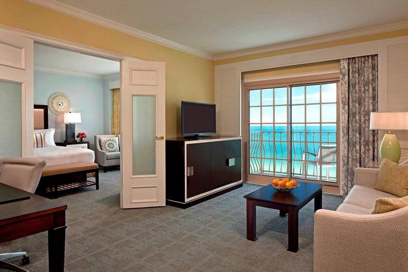 The Ritz-Carlton Naples - Beach Front Suite <br/>Image from Leonardo