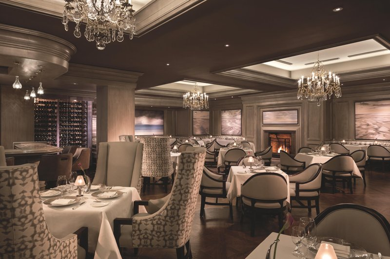 The Ritz-Carlton Naples - The Grill Dining Room <br/>Image from Leonardo